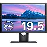 Dell モニター 19.4インチ 超広視野角/WXGA+/IPS 非光沢/フリッカーフリー/D-Sub/3年保証 E2016