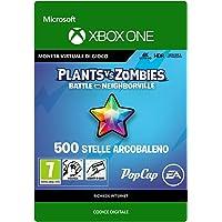Plants vs Zombies: Battle for Neighborville 500 Rainbow Stars | Xbox One - Codice download
