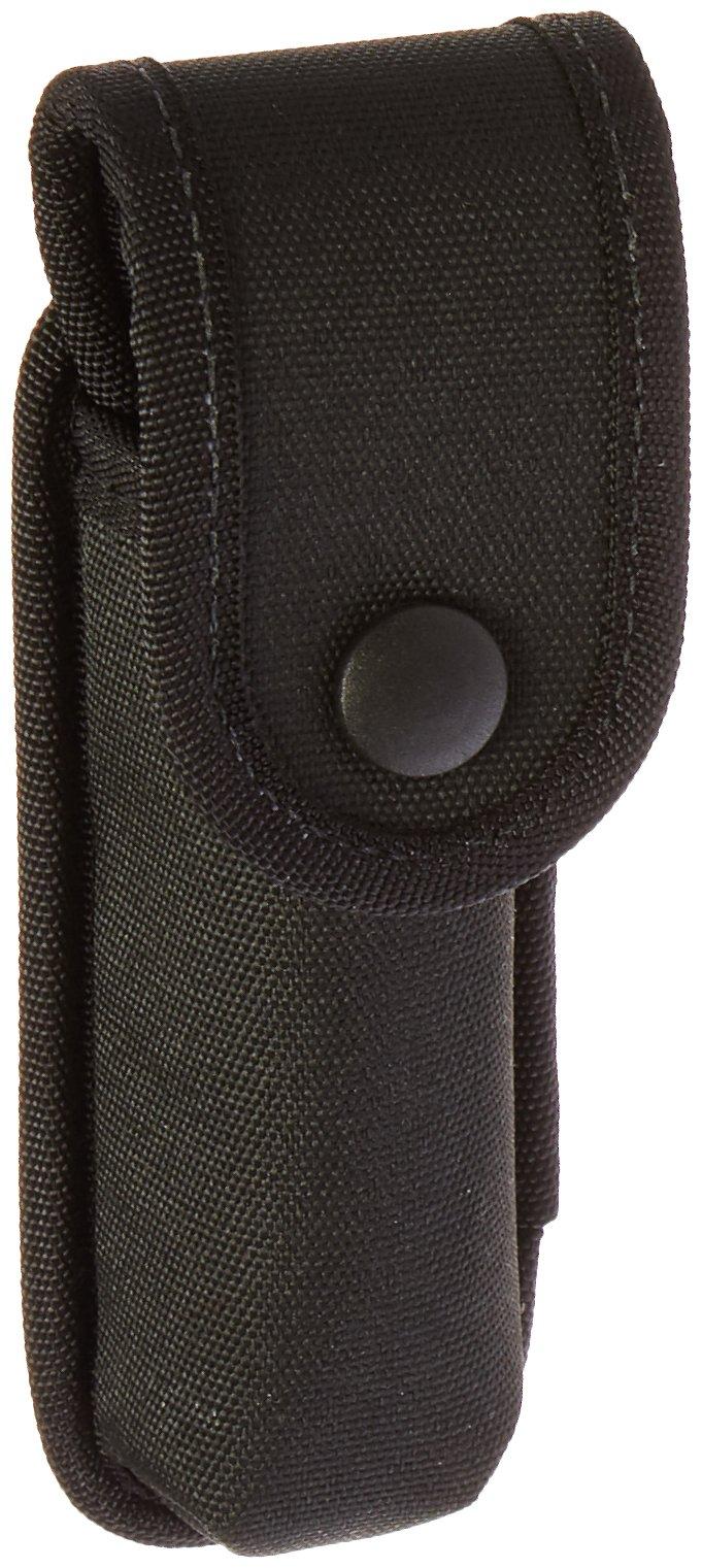 Uncle Mike's Duty Kodra Surefire 6P/Scorpion/Strion Nylon Web Light Case, Black
