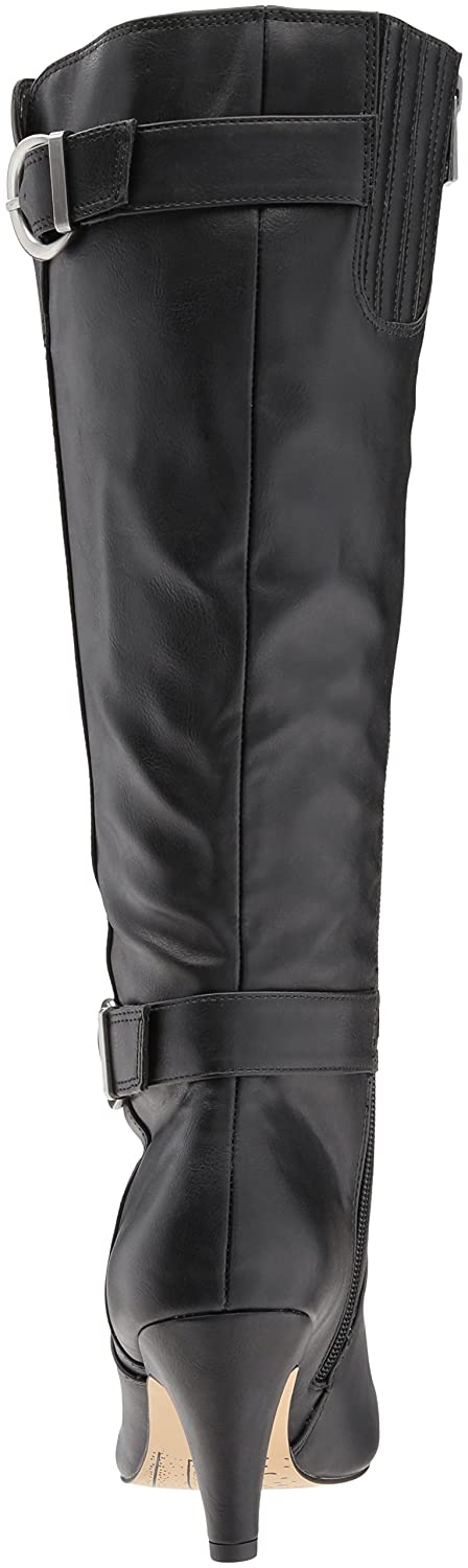 Bella Vita Women's Toni Ii Harness Boot B071RDC3Z8 9 2W US|Black