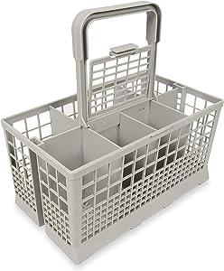 Appliance Pros AP-UDCB01 Dishwasher Basket, Baby Bottle Drying Rack, Dishwasher Installation (9.45