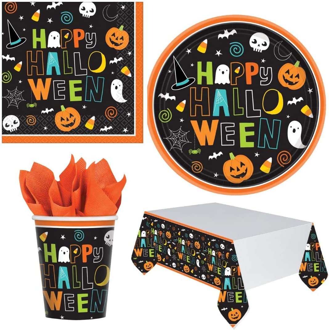 Happy Halloween Friends Party Supplies by Amscan