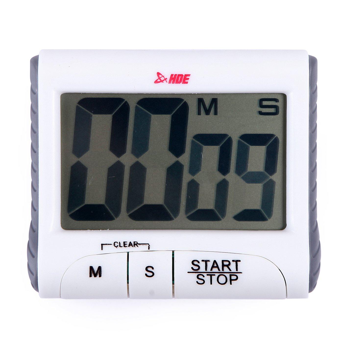 HDE - magnético Digital temporizador de cocina electrónico ...