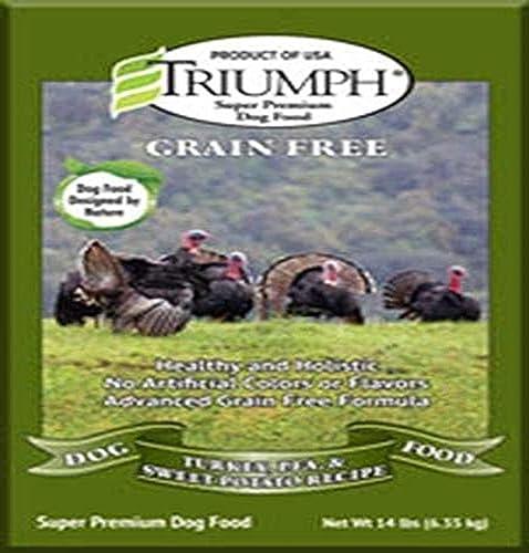Triumph Grain-Free Turkey