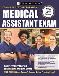 Medical assistant exam preparation for the cma and rma exams medical assistant exam preparation for the cma and rma exams fandeluxe Gallery