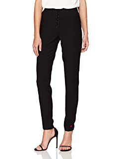 681709679f Dear Drew by Drew Barrymore Women s Bowery St Super Soft Tapered Pant