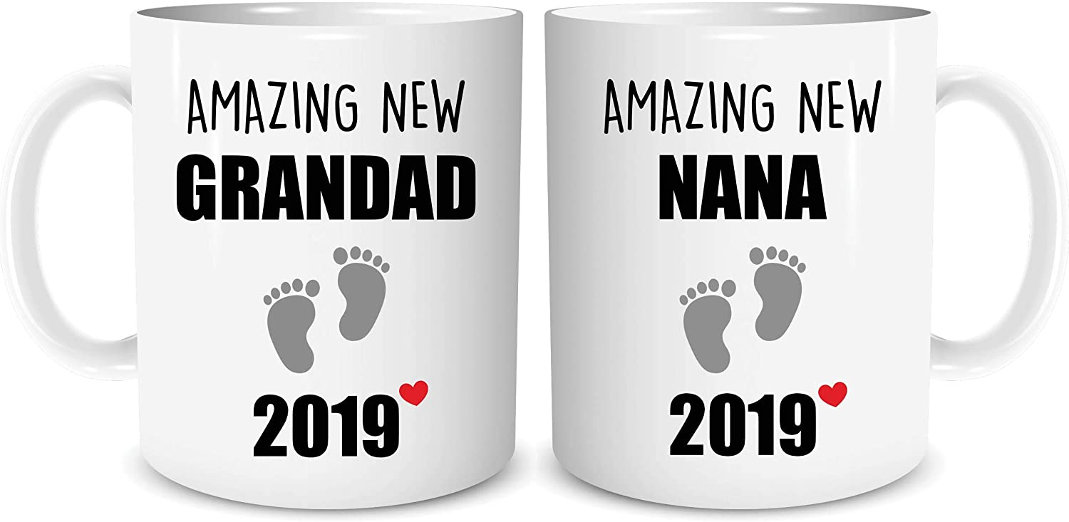 WE LOVE YOU DADDY GRAMPS MUMMY NAN MUG CHRISTMAS BIRTHDAY GIFT PERSONALISED I