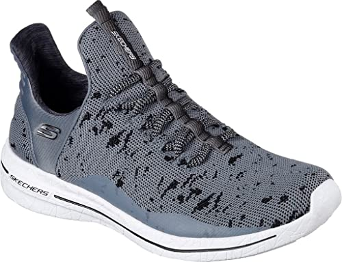 Skechers Donna Charcoal Burst 2.0 New Avenues Sneaker ...