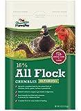 Manna Pro 16-Percent All Flock with Probiotics, 8 lb