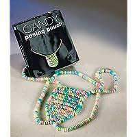 Tanga de Perlas de azúcar Ropa íntima tipo