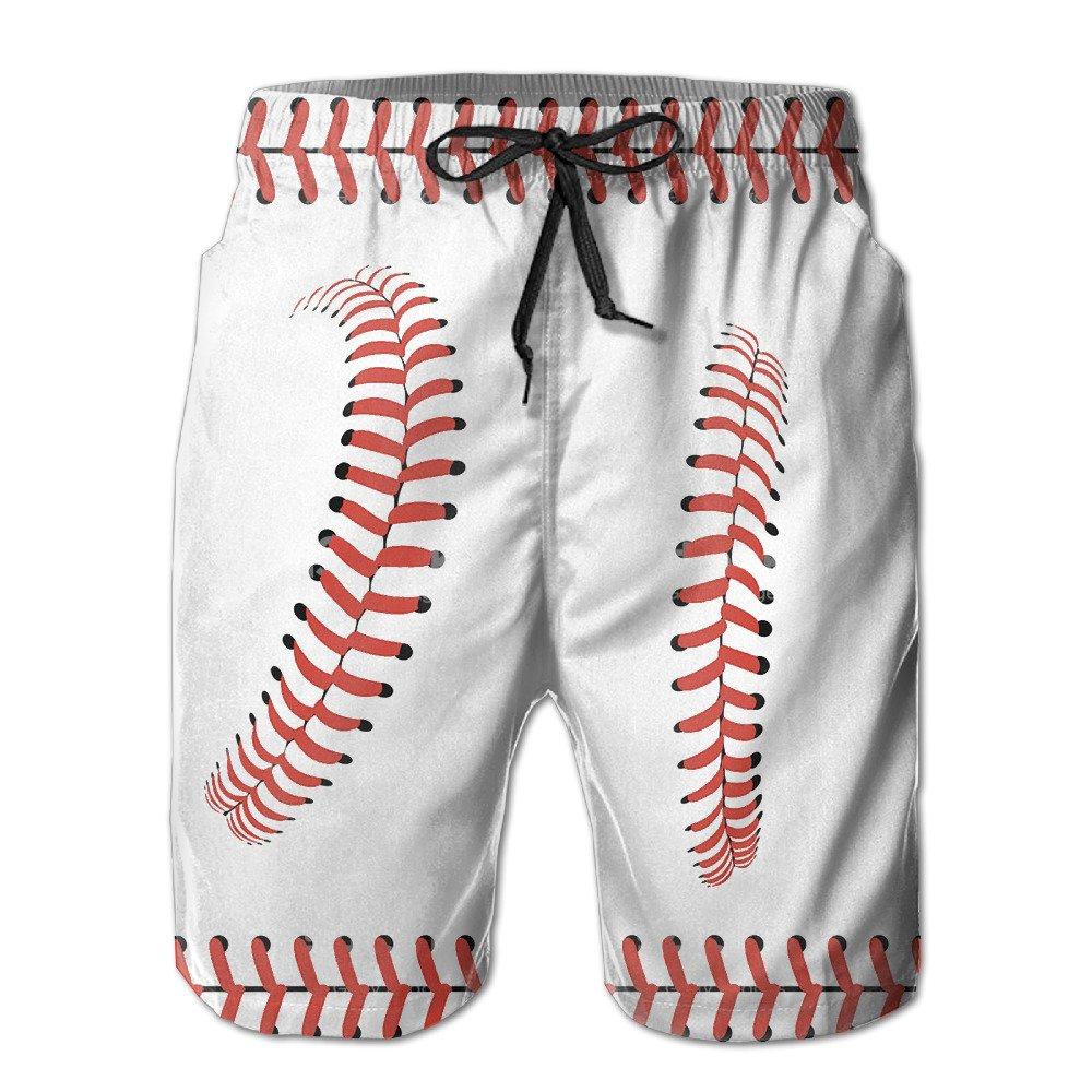 Amazon.com: Hombre Béisbol y cordones Vector Casual Secado ...