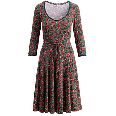 6291205c1ef4 Blutsgeschwister Ode to Odette Dress Kleid Damen - XS  Amazon.de ...