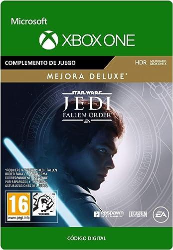 STAR WARS Jedi Fallen Order Deluxe Upgrade | Xbox One - Código de ...