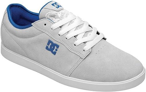 DC Cole S - Zapatillas de Skateboarding de Ante para Mujer Gris Grey/Blue 38.5: Amazon.es: Zapatos y complementos