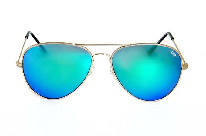 LOIS - Lois Flyer GL2, Gafas de Sol Moda Unisex Metal ...