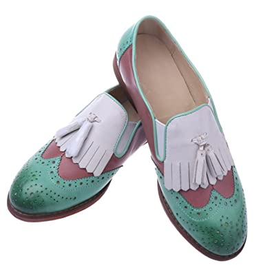 Amazon.com | Aancy Brand Flat Shoes Plus Size Slip On Loafers Shoes Oxford Moccasins Oxfords Shoes | Loafers & Slip-Ons