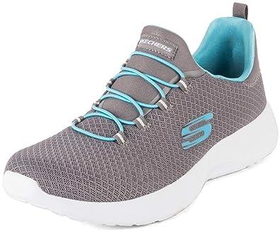 skechers grey shoes