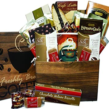 Amazon coffee lovers care package snacks and treats gift box coffee lovers care package snacks and treats gift box set with mug negle Image collections
