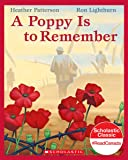 A Poppy Is to Remember