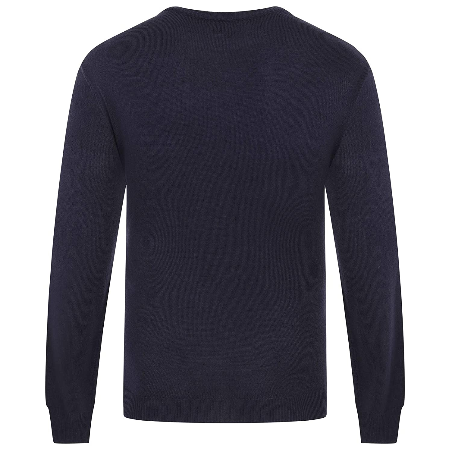 Manchester City FC Official Soccer Gift Mens Crest Knitted Jumper