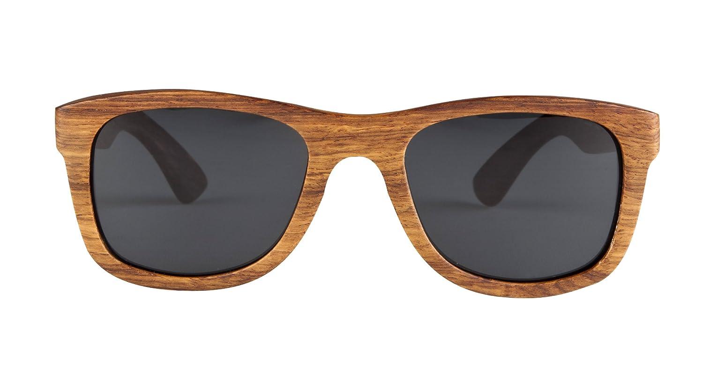 Holz Sonnenbrille Birnbaum Der Rahmen der Brille besteht aus Birnbaumholz / wayfarer style 1JwnjMf8