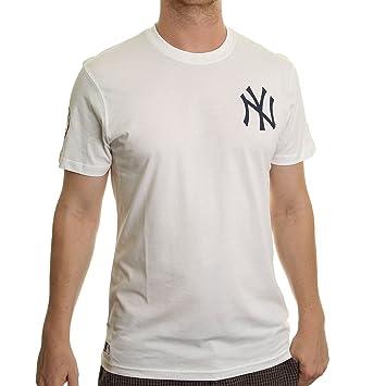 e7b7169a5646a A NEW ERA Ne96424fa16 MLB Pop BK tee Neyyan Camiseta Manga Corta-Línea York  Yankees