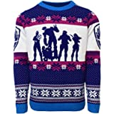 NUMSKULL Official Guardians Of The Galaxy Christmas Jumper/Ugly Sweater