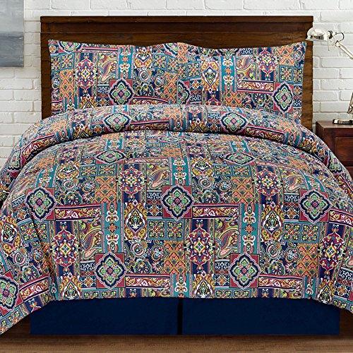 Taos Comforter Set - 3