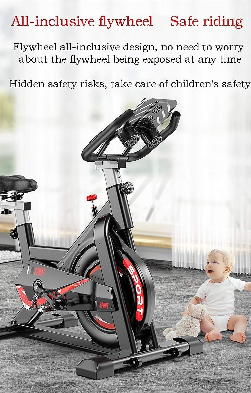 WYZXR Bicicleta de Spinning de Ciclismo de Interior, Bicicleta de ...