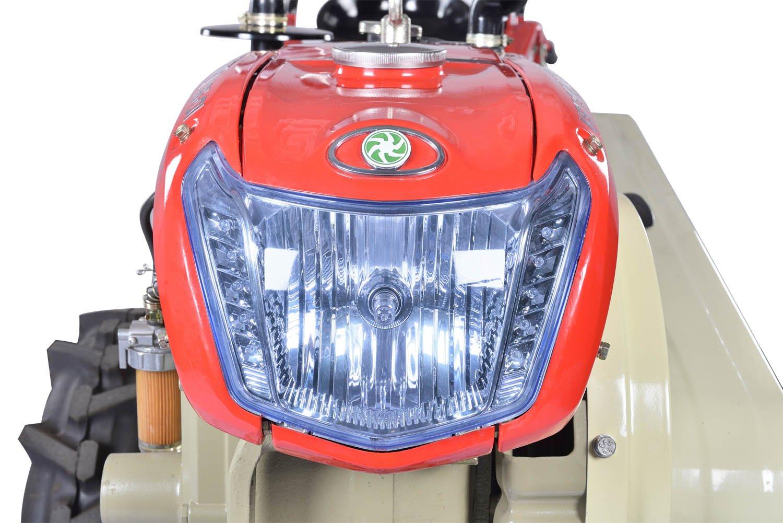 VST Shakti 135 Di-Ultra S Power Tiller