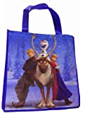 Disney Frozen Movie Character Trick or Treat Tote Bags (Kristoff and Anna)