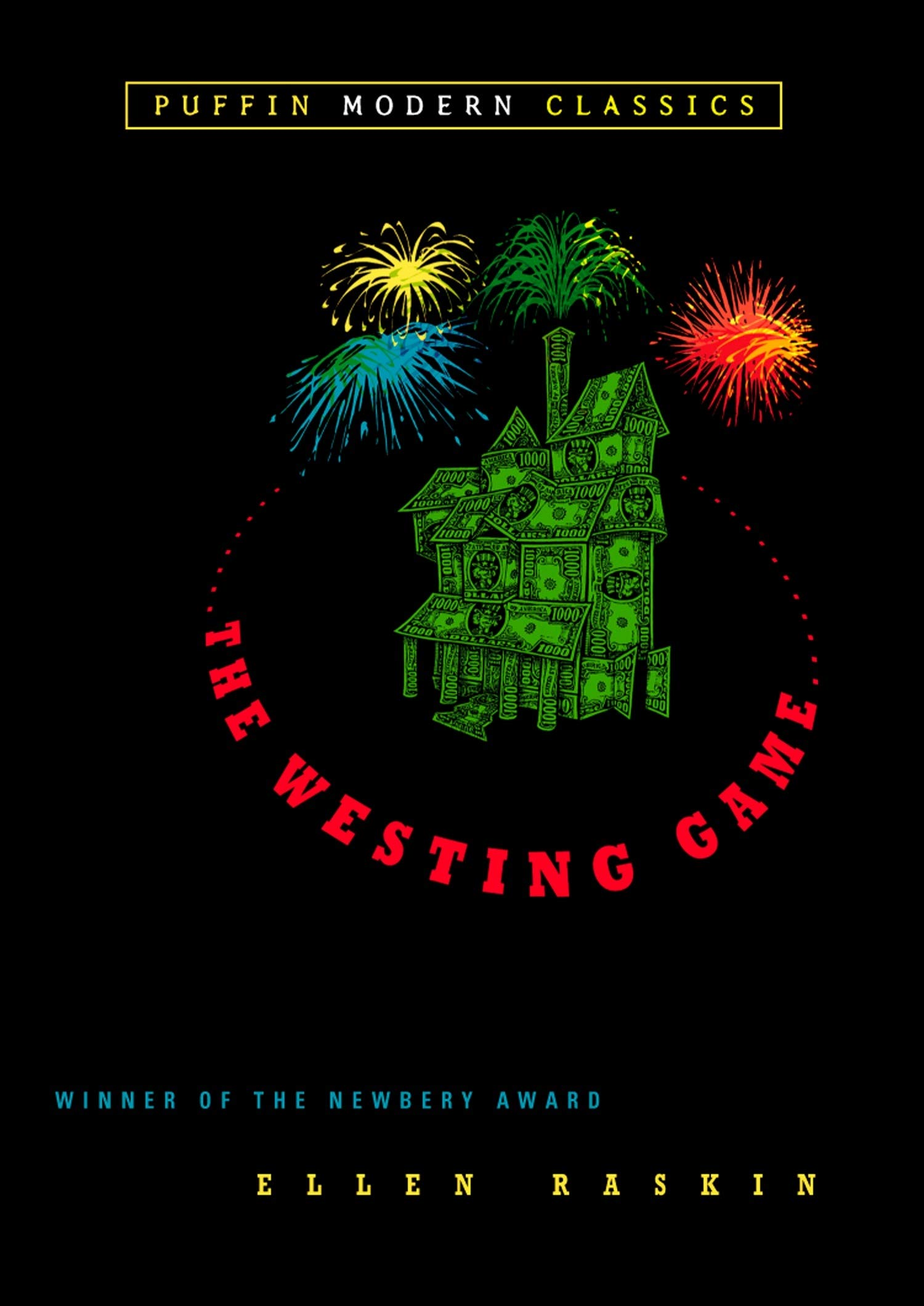 The Westing Game (Puffin Modern Classics): Raskin, Ellen ...