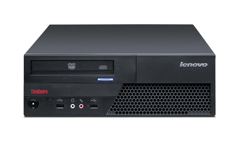 Lenovo ThinkCentre M58 Small Form Factor High Performance Business Desktop Computer (Intel Core 2 Duo 3.0GHz, 4GB RAM, 160GB HDD, VGA, DVD, Rj45, Windows Professional) (Certified Refurbished)