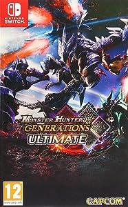 Monster Hunter Generations Ultimate - Nintendo Switch [Importación inglesa]