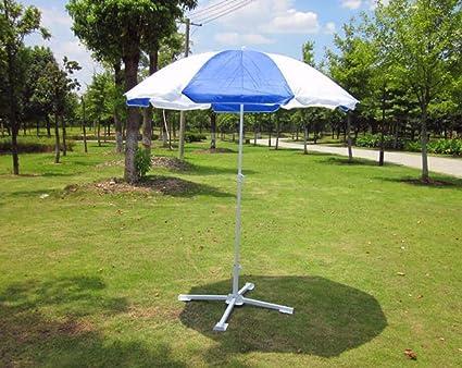 Paraguas al aire libre de la pesca de los parasoles, protección ULTRAVIOLETA, toldo portátil