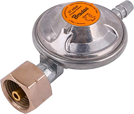 BFG Propane - Regulador de Gas butano de Baja presión (37 ...