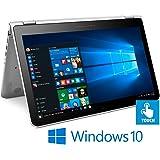 "HP Spectre X360 13-4193NR 2-in-1 13.3"" FHD Touch Screen Laptop Intel Core i7-6500U 256GB SSD 8GB DDR3L Windows 10 - Natural Silver (Certified Refurbished)"