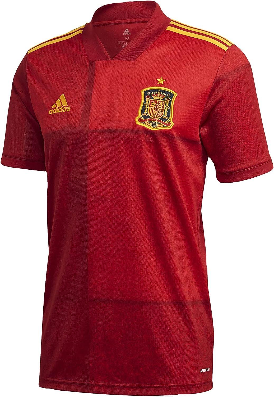 adidas Men's 2020-21 Spain Home Jersey