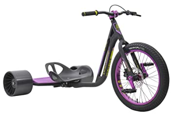 Triad Drift Trikes Syndicate 3 Velo Enfant Mixte Adulte, Teal/Rouge: Amazon.es: Deportes y aire libre