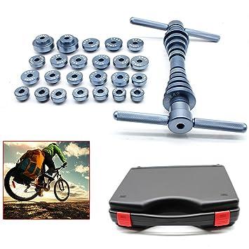 Hub bici Kit Tool premere Bicicletta CUSCINETTO STAFFA per