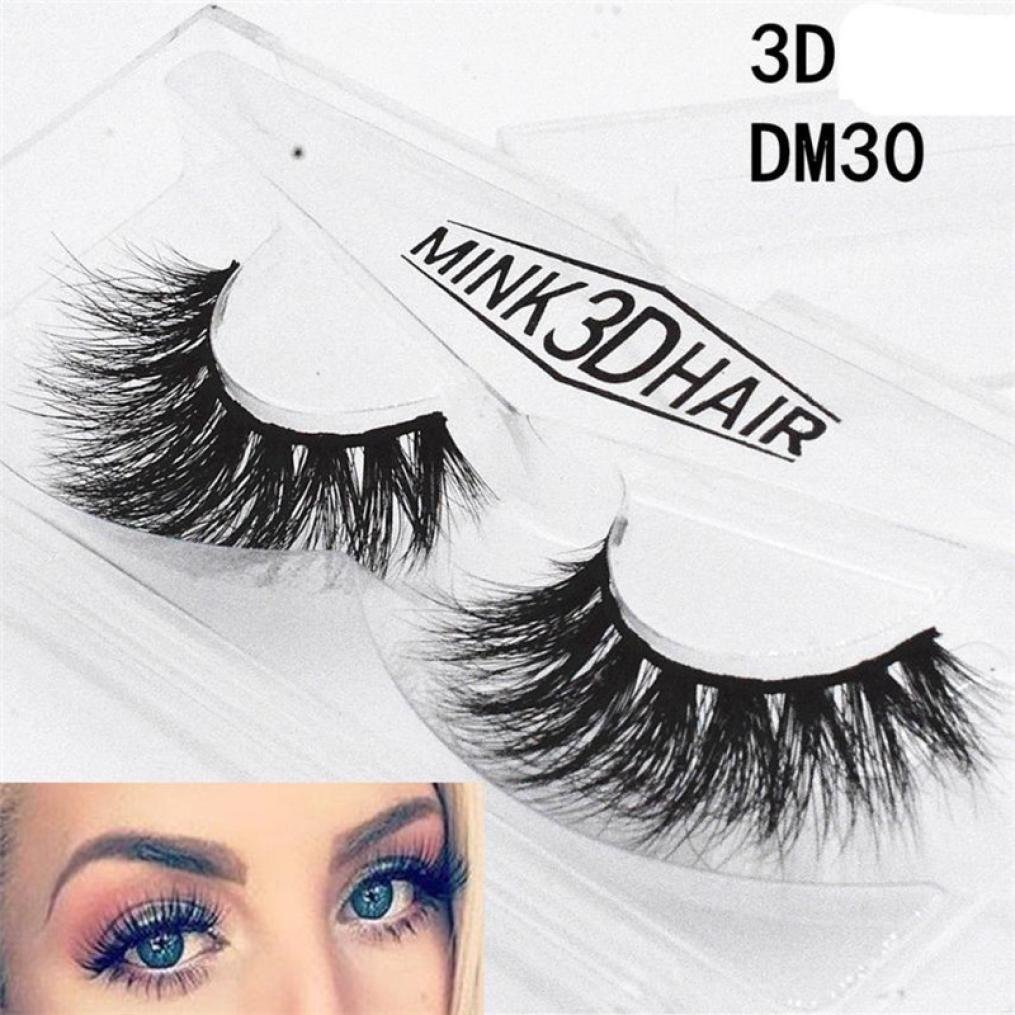 False eyelashes,Lookatool 1 Pair Luxury 3D False Lashes Eyelashes Long Strip Party