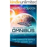 The Circadia Chronicles: Omnibus: The Complete Colonization Sci-Fi Series