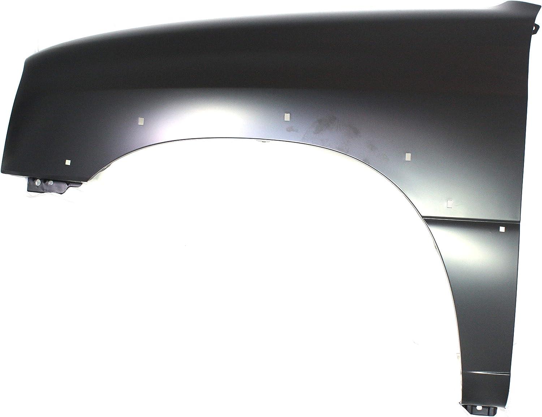 Front Fender Compatible with 1999-2005 Suzuki Grand Vitara Driver Side
