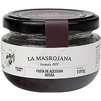 La Masrojana, Paté de aceituna (Negras) - 100