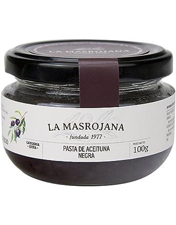 La Masrojana, Paté de aceituna (Negras) - 100 gr.