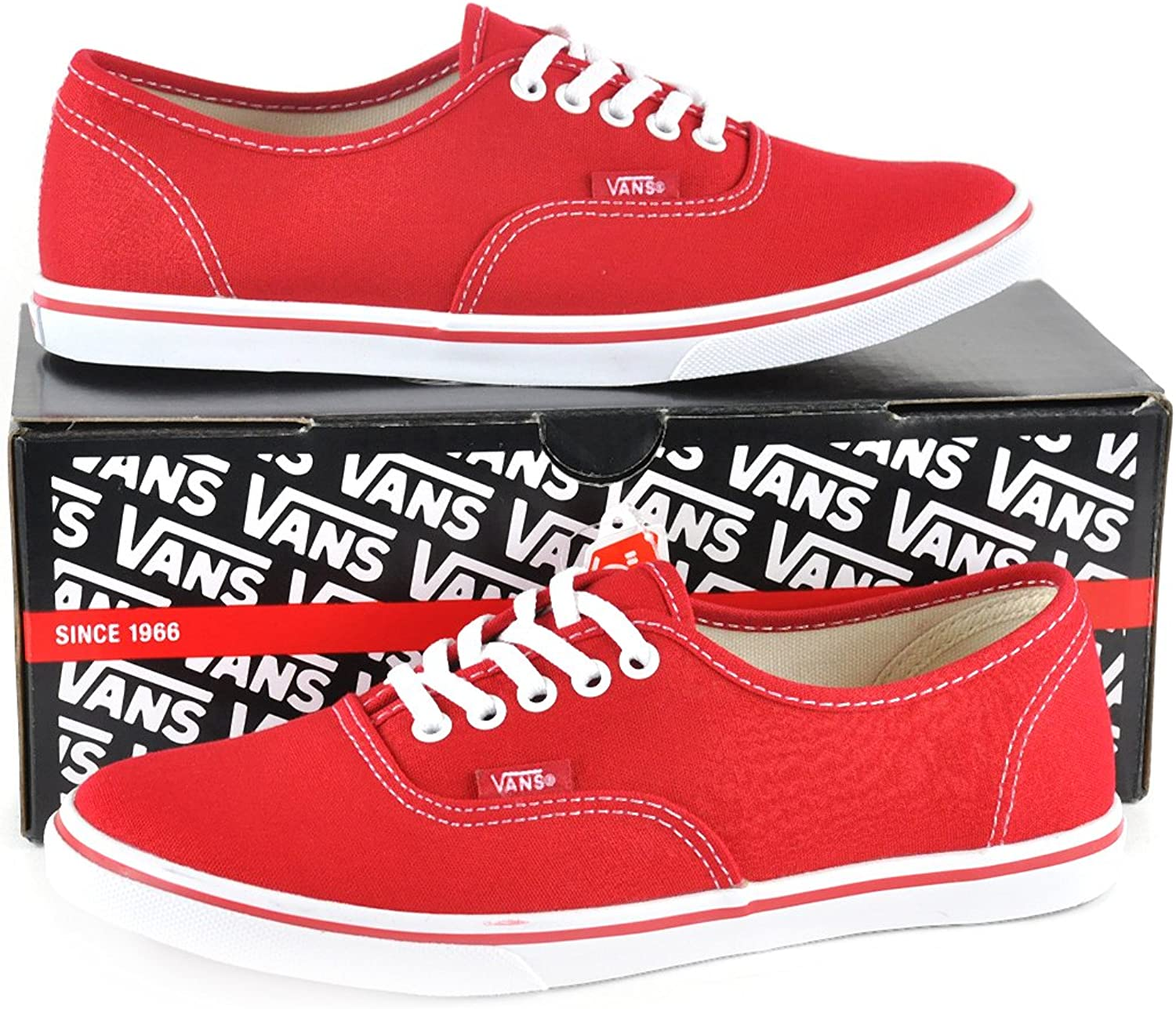 Vans U Authentic Lo Pro, Sneakers Hautes mixte adulte