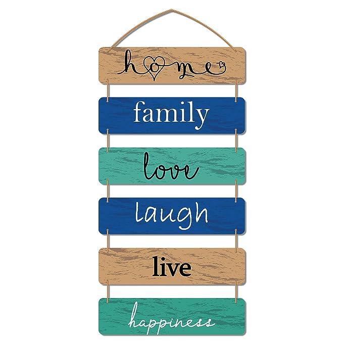 Buy RAG28 Designer Wooden Wall Hangings Home Decor Items (HS2)