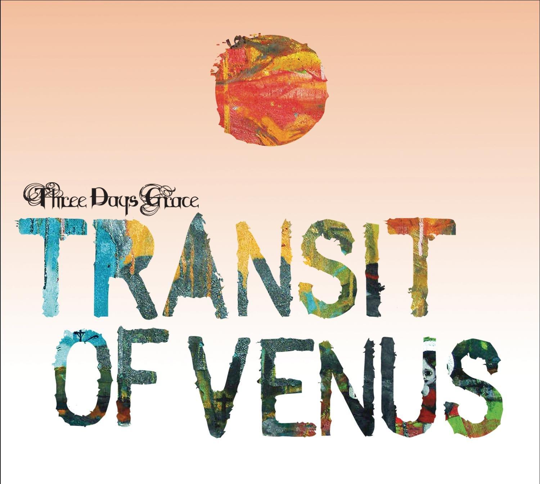 Menjünk a Vénuszra! - Three Days Grace - Transit of Venus (2012)