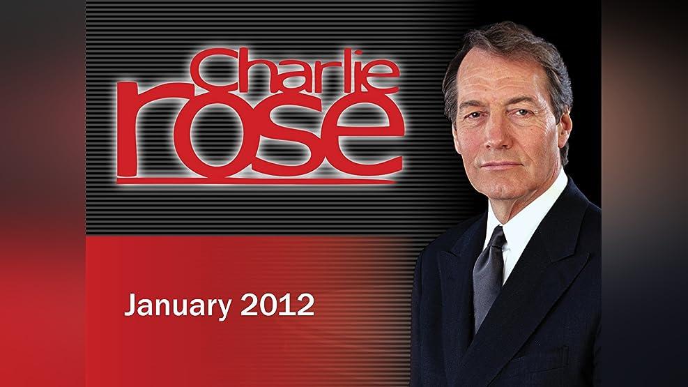 Charlie Rose January 2012
