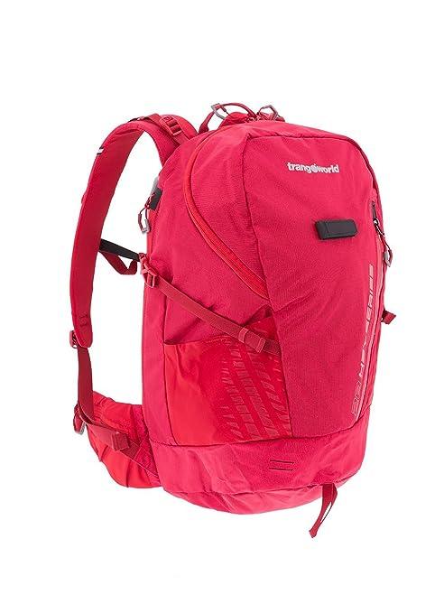 Trango Hbt 28, Mochila Unisex Adulto, Rojo (Rojo), 36x24x45 cm (